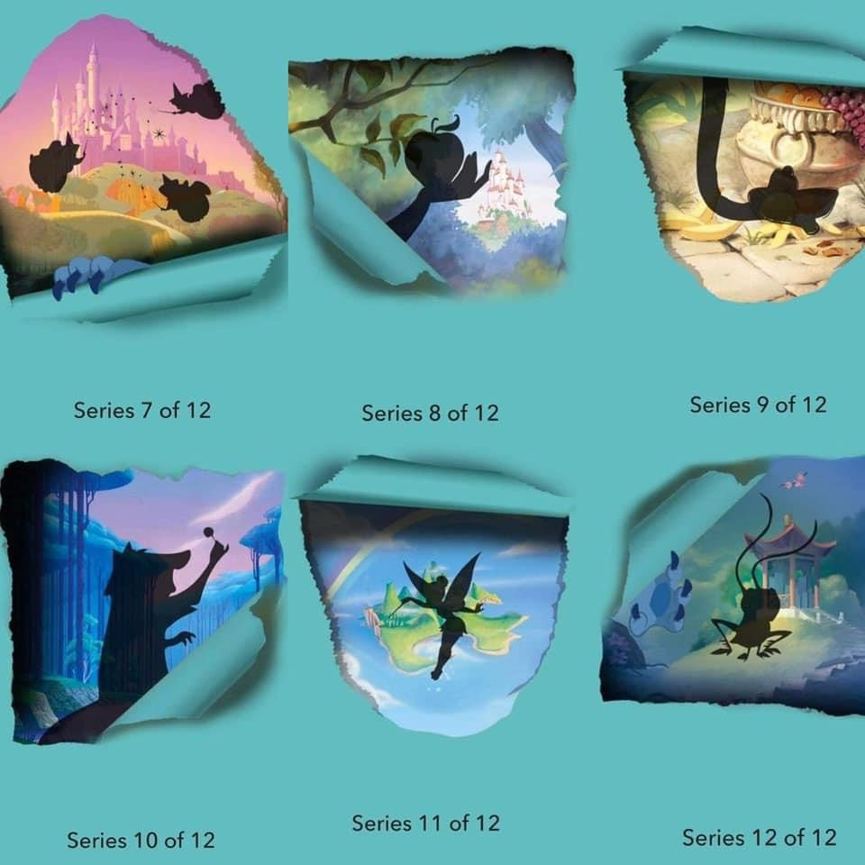 Sneak Peek at the Upcoming Stitch Crashes Disney Collections