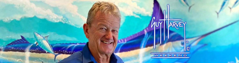 SeaWorld Orlando Welcomes Guy Harvey June 18-20