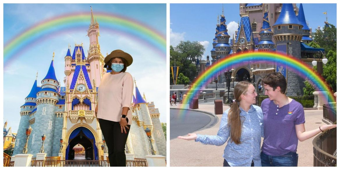 Disney offering two rainbow-filled Magic Shots for Pride Month