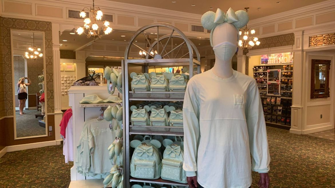 Disney Mint Style Collection Is a Summer Dream
