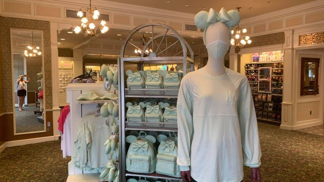 Disney Mint Style Collection