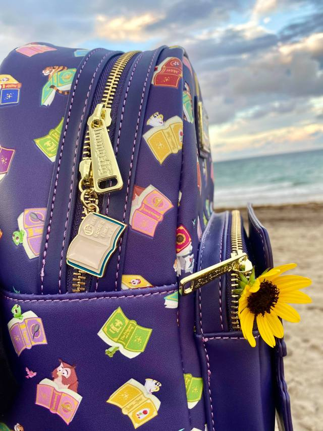 The Disney Princess Books Backpack Is Now At BoxLunch! 3