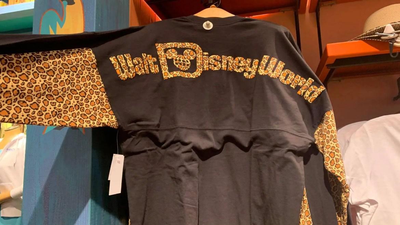 We're Wild For The New Animal Print Disney Spirit Jersey!