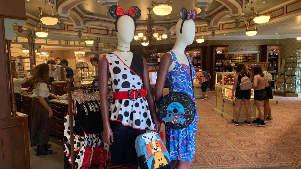 Be Fierce With The New Cruella Dress From The Disney Dress Shop