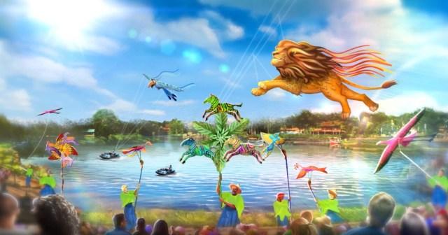 'Disney KiteTails' to Take Flight at Disney's Animal Kingdom Theme Park 1