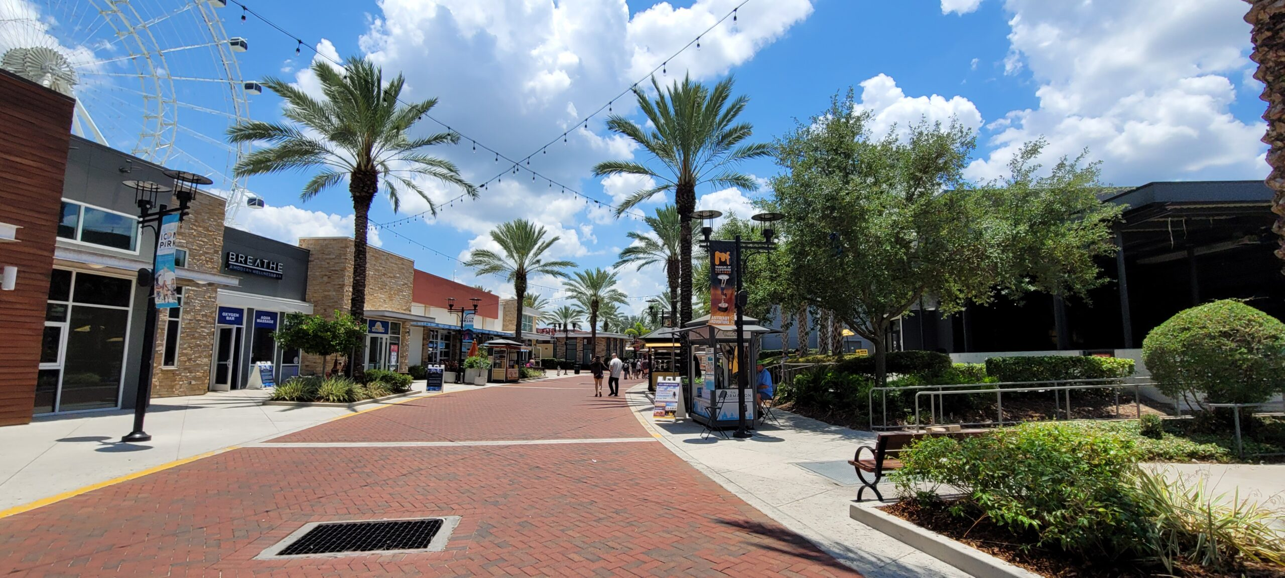 Have a family fun day at ICON Park in Orlando 9