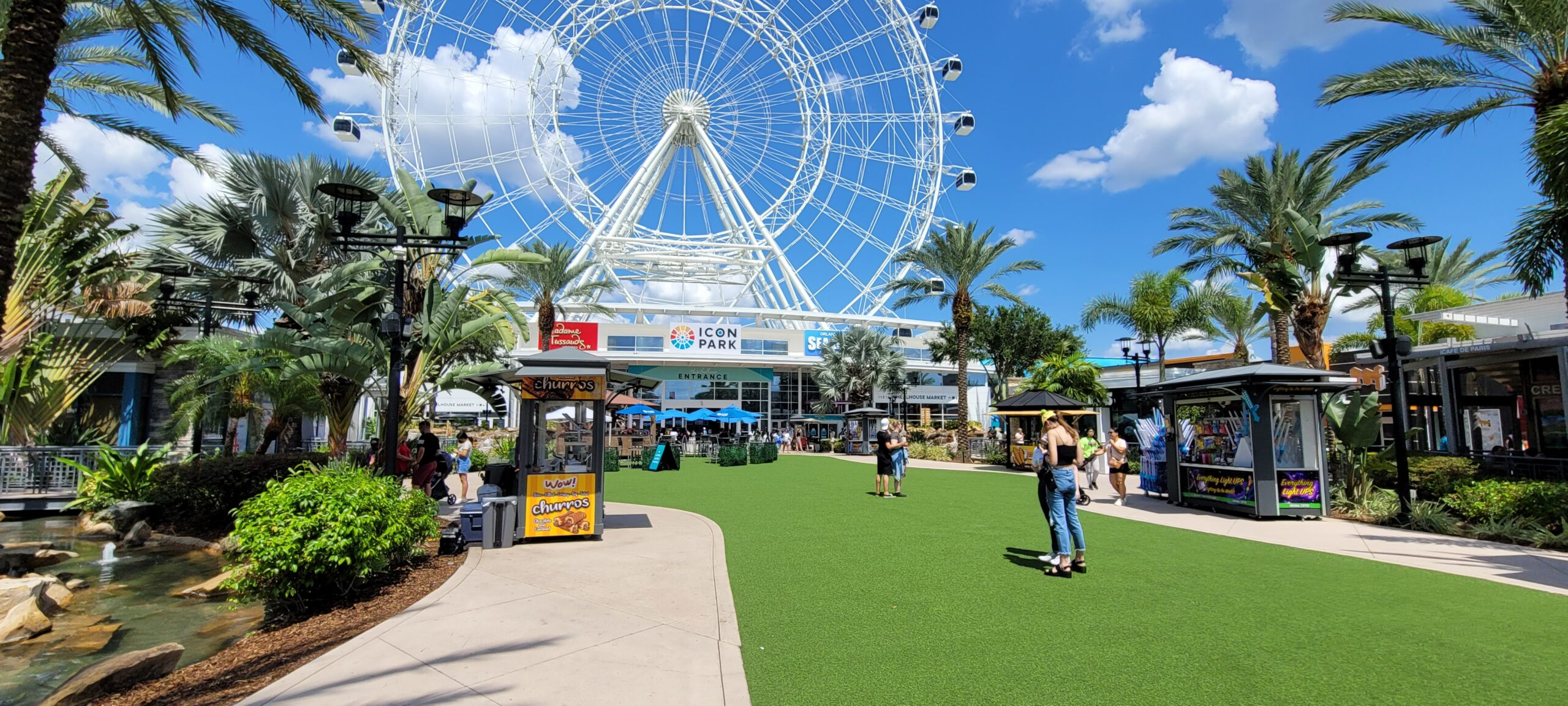 Have a family fun day at ICON Park in Orlando 3