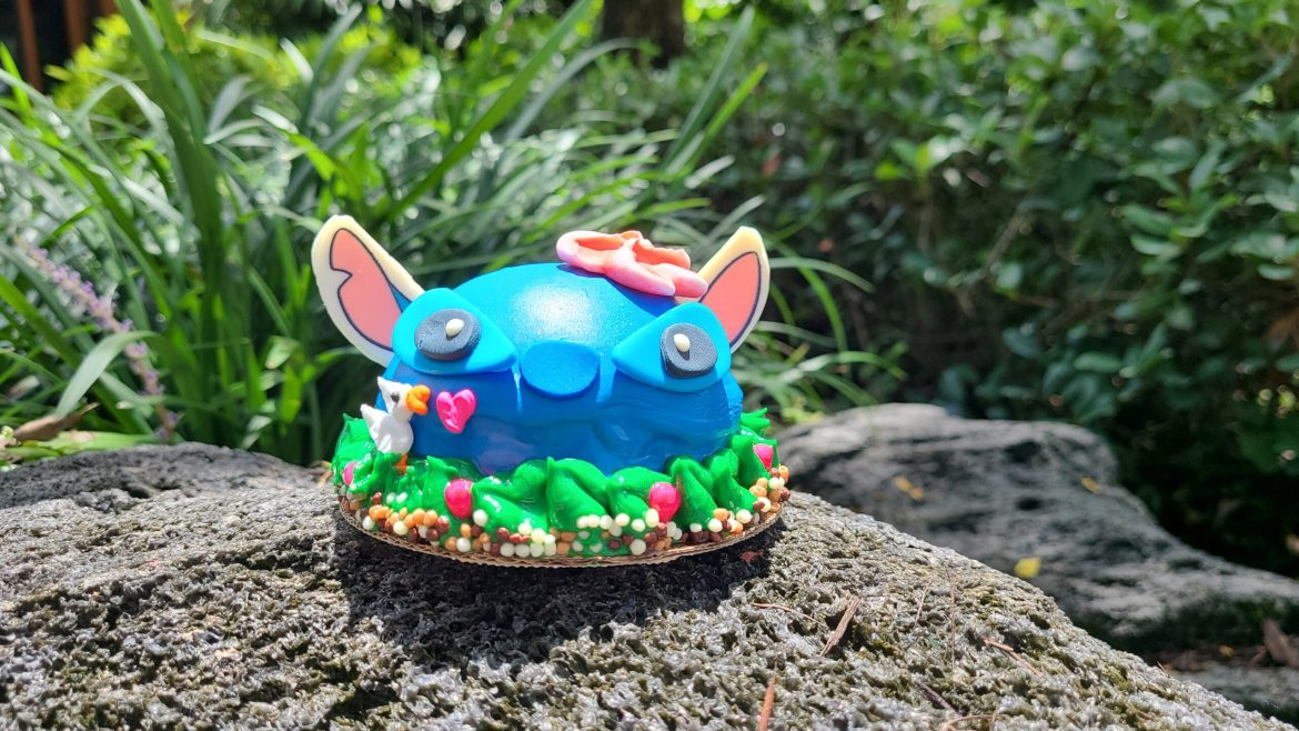 Say Aloha to the new Stitch Cupcake for 626 Day!