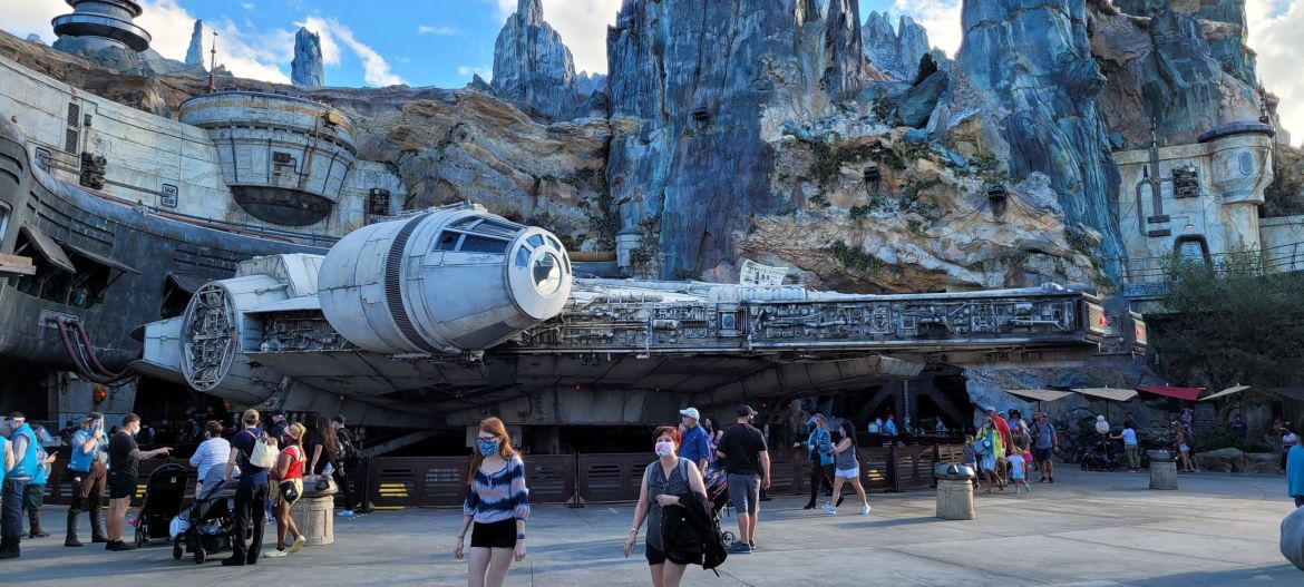 Single Rider Line is now open for Smugglers Run in Hollywood Studios