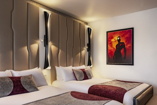 Hotel New York – The Art of Marvel Officially Opens Today at Disneyland Paris 6