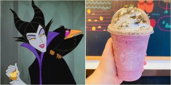 Maleficent Frappuccino