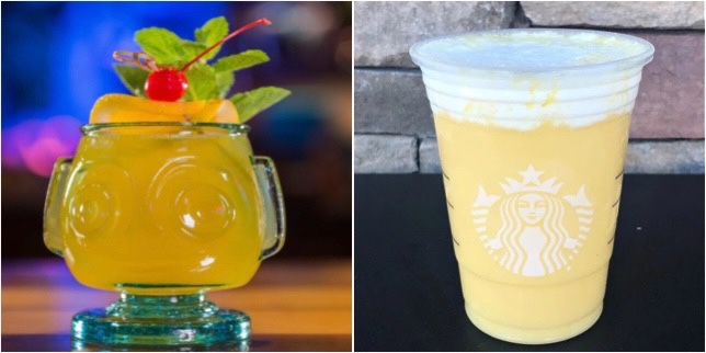 You Can Order A Virgin Mai Tai Frappuccino At Starbucks!