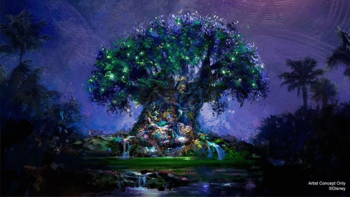 Is work beginning on the Tree of Life Transformation for the 50th Anniversary