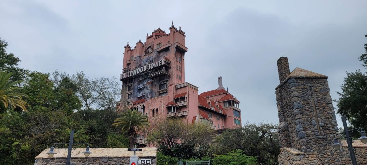 Tower of Terror Pre-Show returns to Hollywood Studios