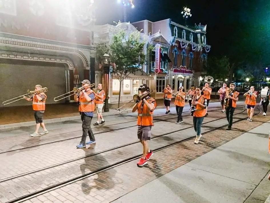 Disneyland band is returning this Friday!