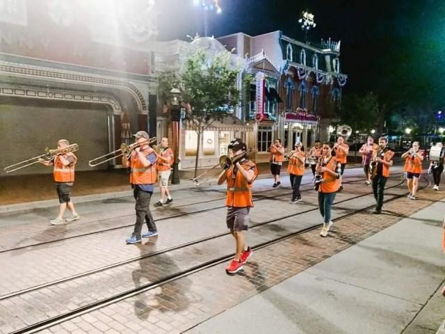 Disneyland band is returning this Friday! 1