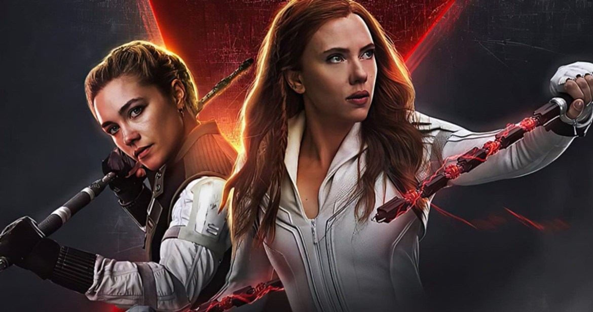 Marvel's 'Black Widow' Arrives Early on Digital 8/10 and 4K Ultra HD, Blu-ray and DVD 9/14
