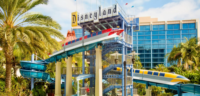 Stay in the Magic: Save Up to 25% on Select Rooms at a Disneyland Resort Hotel 1