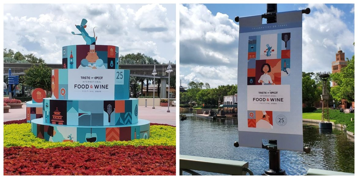 EPCOT International Food & Wine Festival Presented by CORKCICLE, Begins July 15th