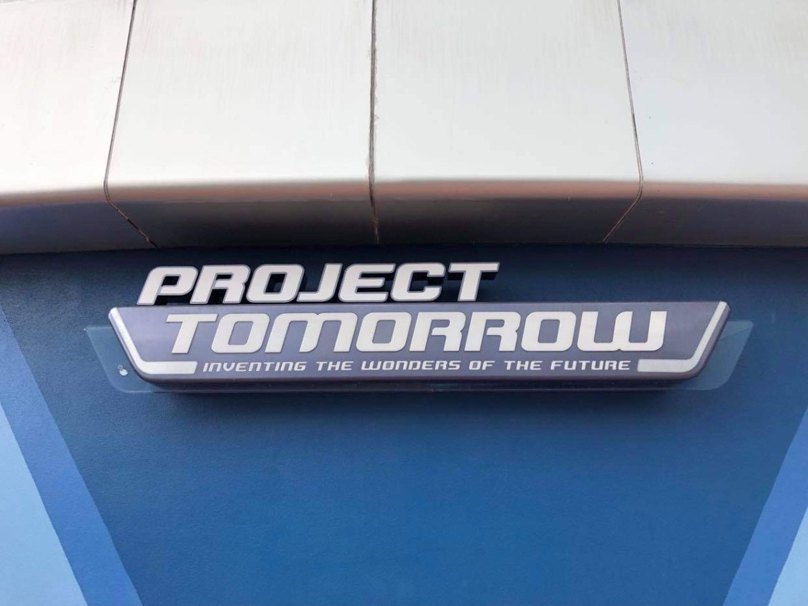 Project Tomorrow in Epcot's Spaceship Earth has reopened to guests