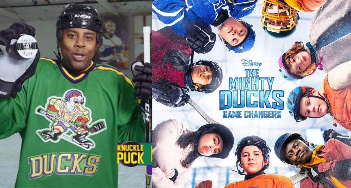 Showrunner Shares Kenan Thompson Will Join the Cast if Season 2 is Approved for 'The Mighty Ducks: Game Changers'