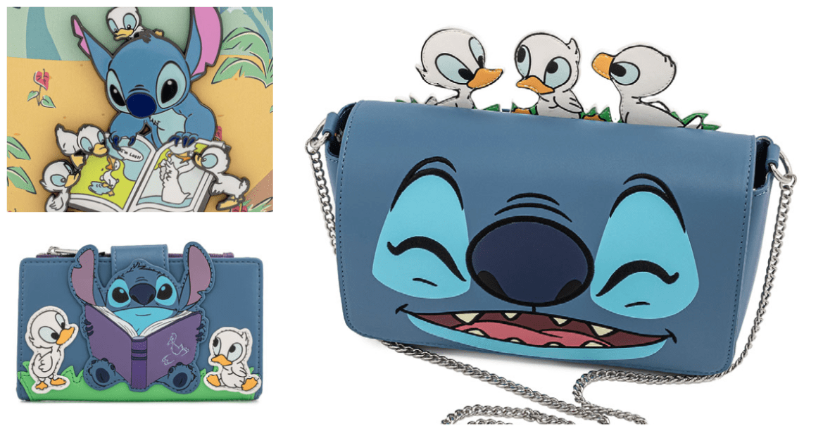 Celebrate  626 Day With A New Lilo And Stitch Loungefly Collection!