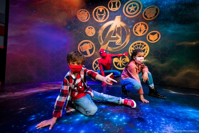 Hotel New York – The Art of Marvel Officially Opens Today at Disneyland Paris 5