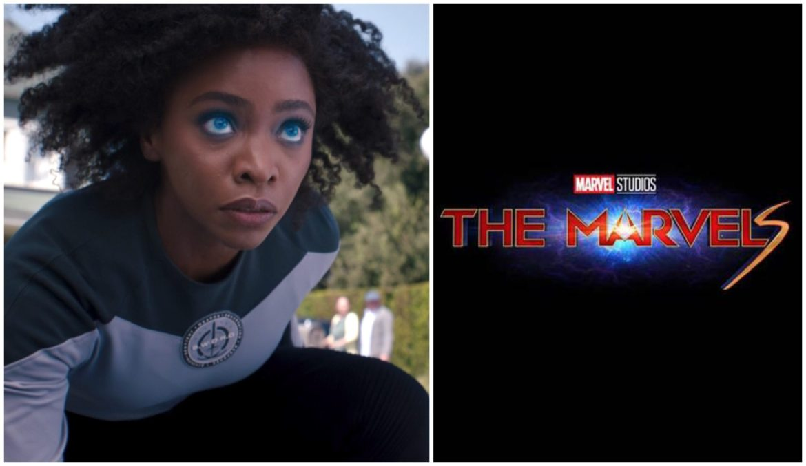 Teyonah Parris Will Return as Monica Rambeau for the 'Captain Marvel' Sequel
