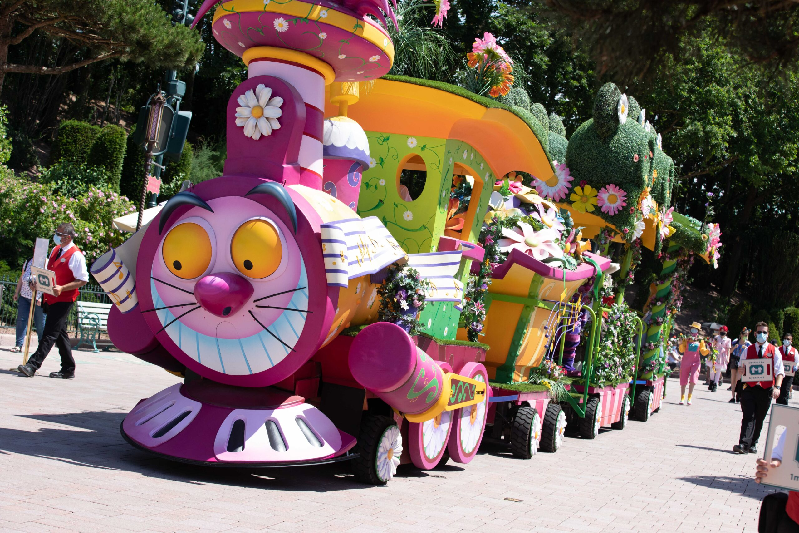 Disneyland Paris Officially Reopens today! 14
