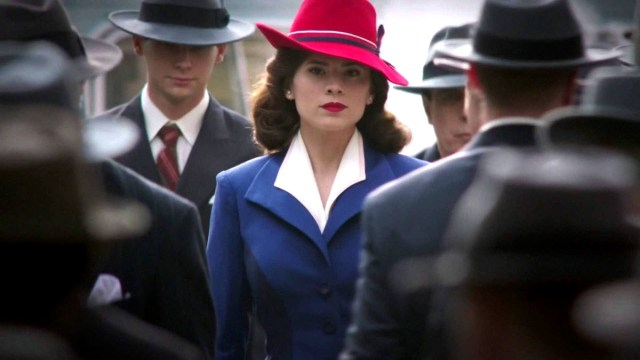 Peggy Carter Potentially Spotted in the 'Loki' Premiere 1