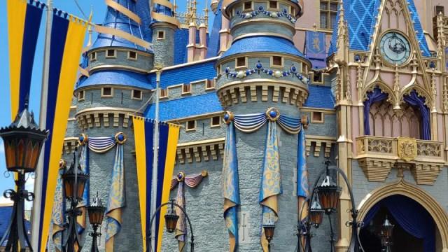 Missing Jewel is Back on Cinderella Castle 2