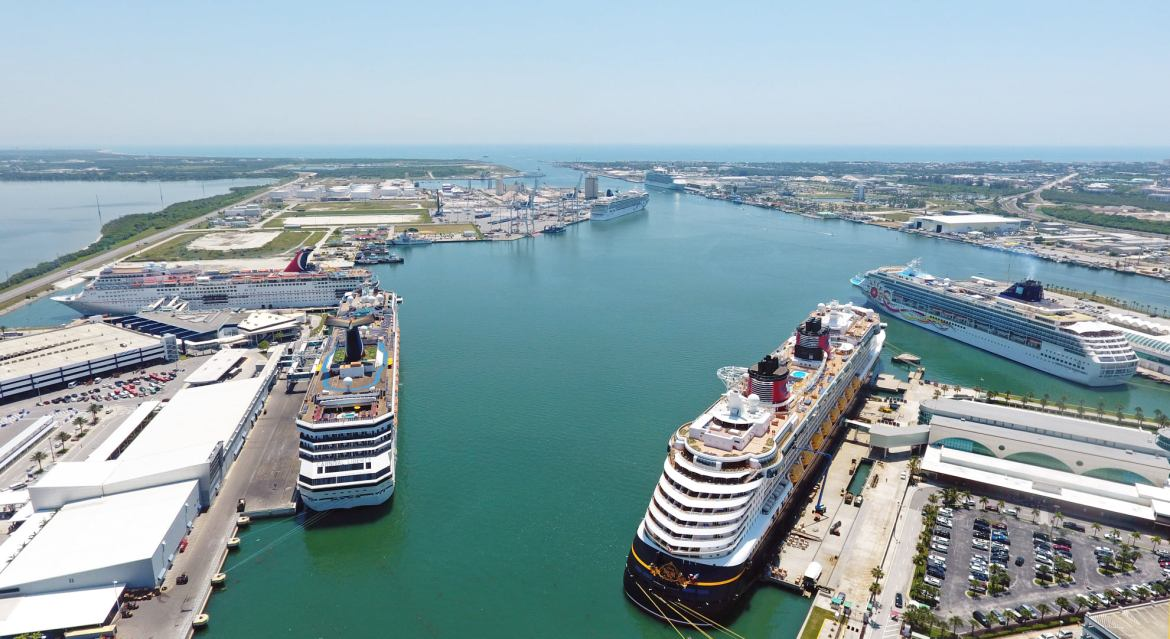Carnival Cruise Line receives approval to resume cruising from Port Canaveral
