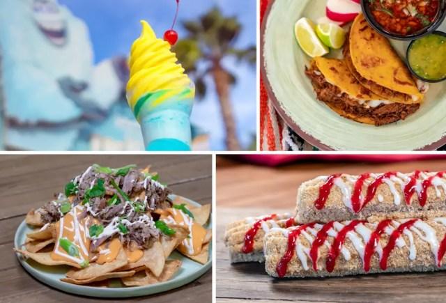 More Disneyland Dining Options reopening starting tomorrow! 3