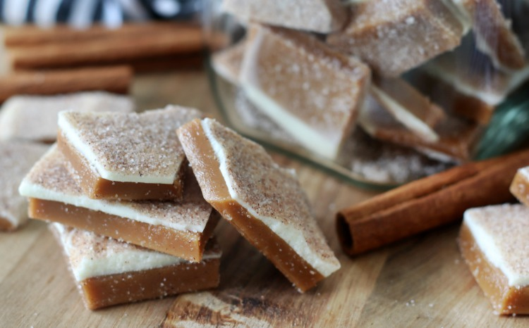Make Some Delicious Churro Toffee From Disneyland At Home!