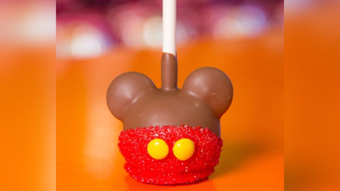 Learn How To Make The Famous Mickey Caramel Apples At Home!