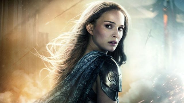 First Look at Jane Foster's 'The Mighty Thor' Revealed As Filming Wraps on 'Thor: Love and Thunder' 1