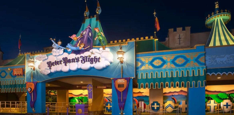 Plexiglass has come down on more Magic Kingdom Attractions
