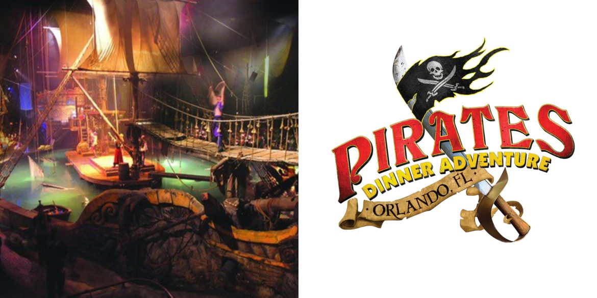 Kick-off your summer travel adventure with 25% off from Pirates Dinner Adventure in Orlando
