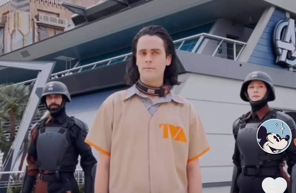 Loki in Prisoner Outfit Coming to Avengers Campus at Disney California Adventure Park