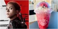 Black Widow Frappuccino