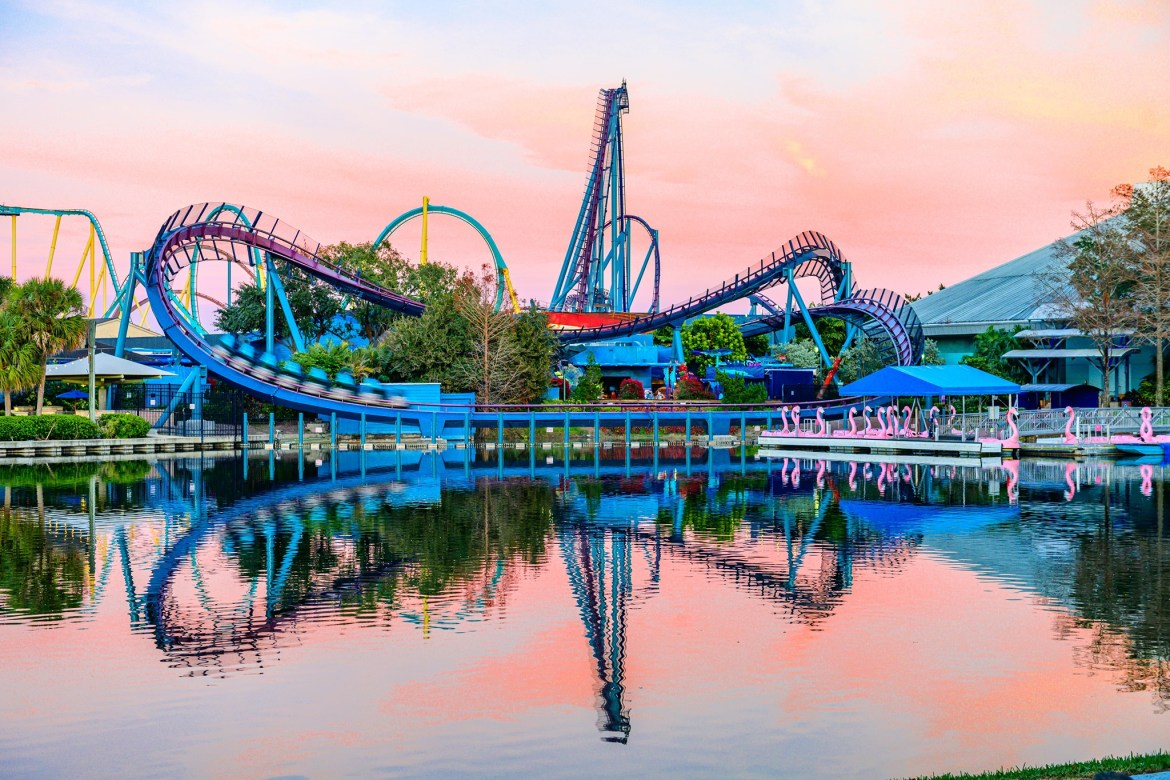 SeaWorld Orlando Claims Top Spots as #1 Theme Park, Coaster, and Aquatica as Best Outdoor Waterpark