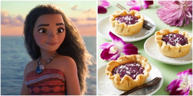 These Delicious Pua Purple Yam Tarts Are Calling Us!