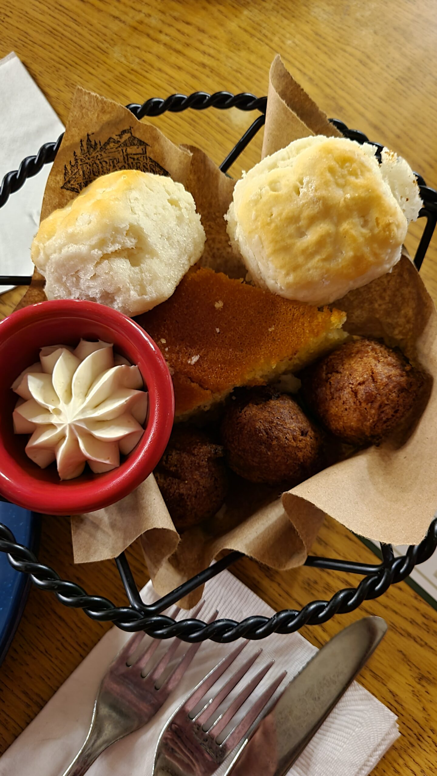 Dinner at the Reopening of Trail's End in Disney's Ft. Wilderness is a great value with good food 1
