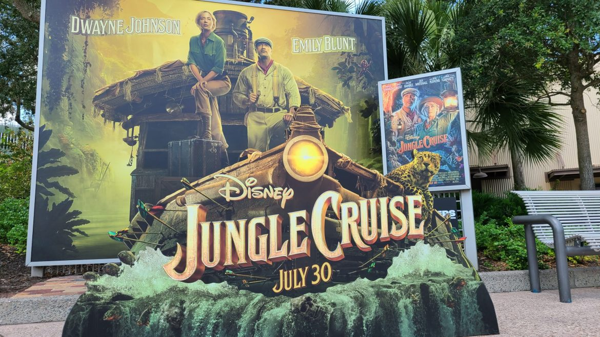 New Jungle Cruise Photo Op now available in Disney Springs