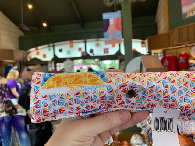 First look at the Epcot International Food & Wine Festival Merch for 2021 22