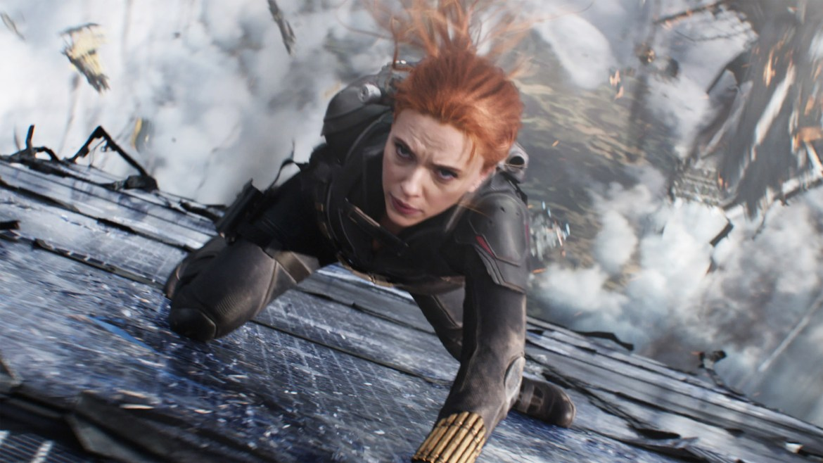 """'Black Widow' Breaks Another Record for """"Biggest Box Office Collapse"""" in the MCU"""
