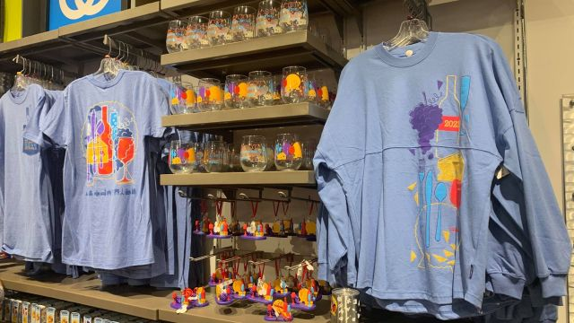 First look at the Epcot International Food & Wine Festival Merch for 2021 26