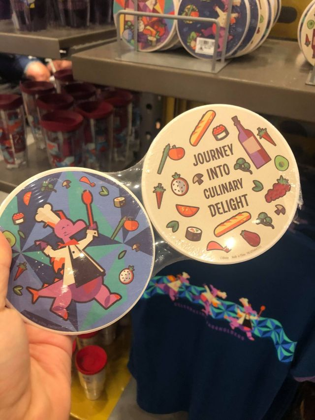 First look at the Epcot International Food & Wine Festival Merch for 2021 43