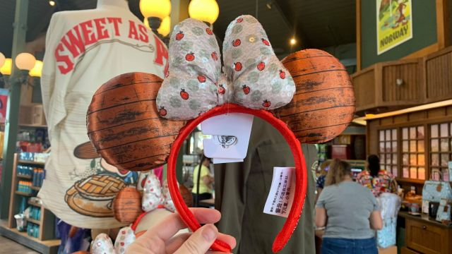 First look at the Epcot International Food & Wine Festival Merch for 2021 15