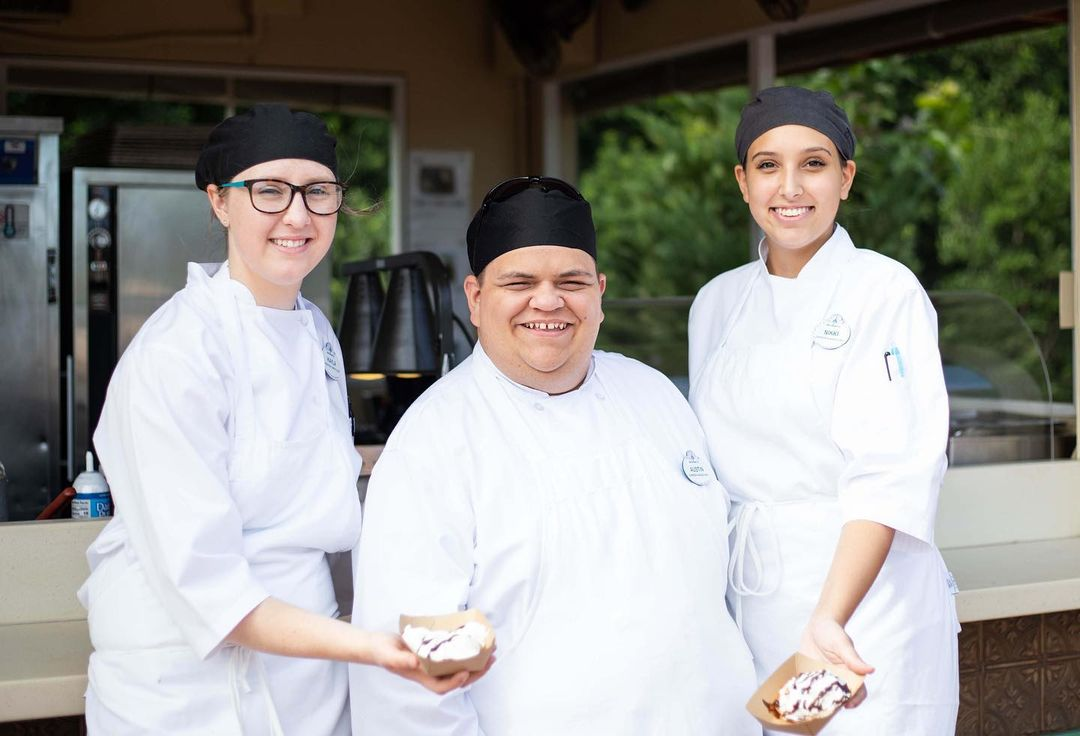 Applications are now open for Disney Culinary Program!
